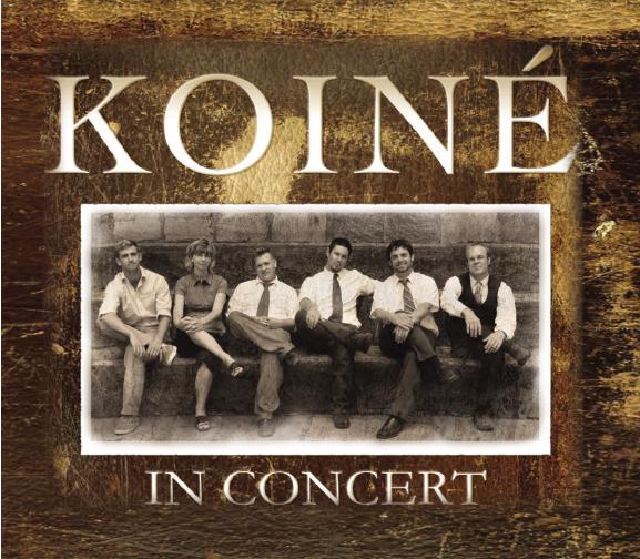 KOINE in Concert