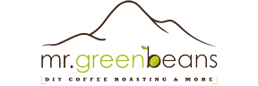 Mr. Green Beans Coffee