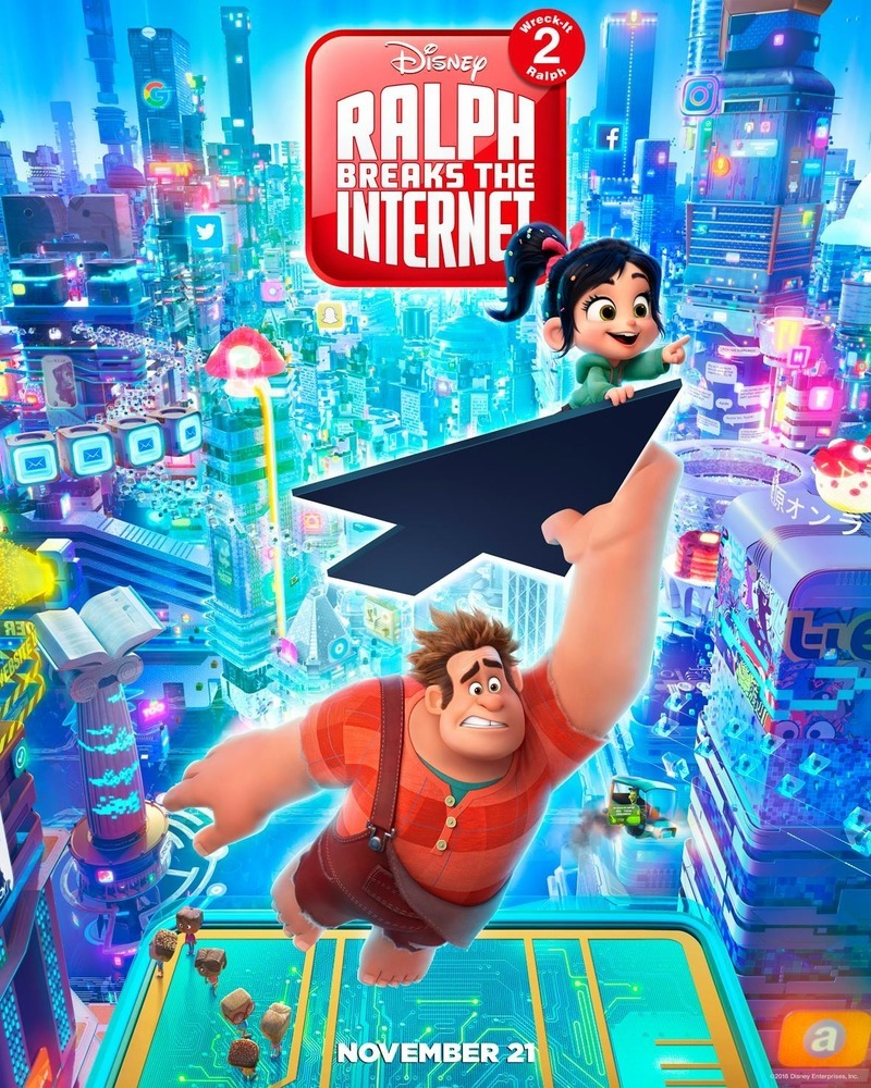 Ralph-breaks-the-internet-wreck-it-ralph-2-2018-movie-poster